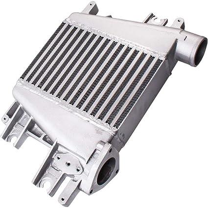 Amazon com: Top Mount Intercooler Upgrade T-6061 Aluminium