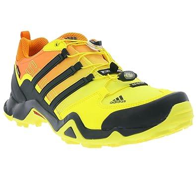 a04a31ea6eea8 adidas - Terrex Swift R GTX - AQ4101 - Color  Yellow-Orange-Black