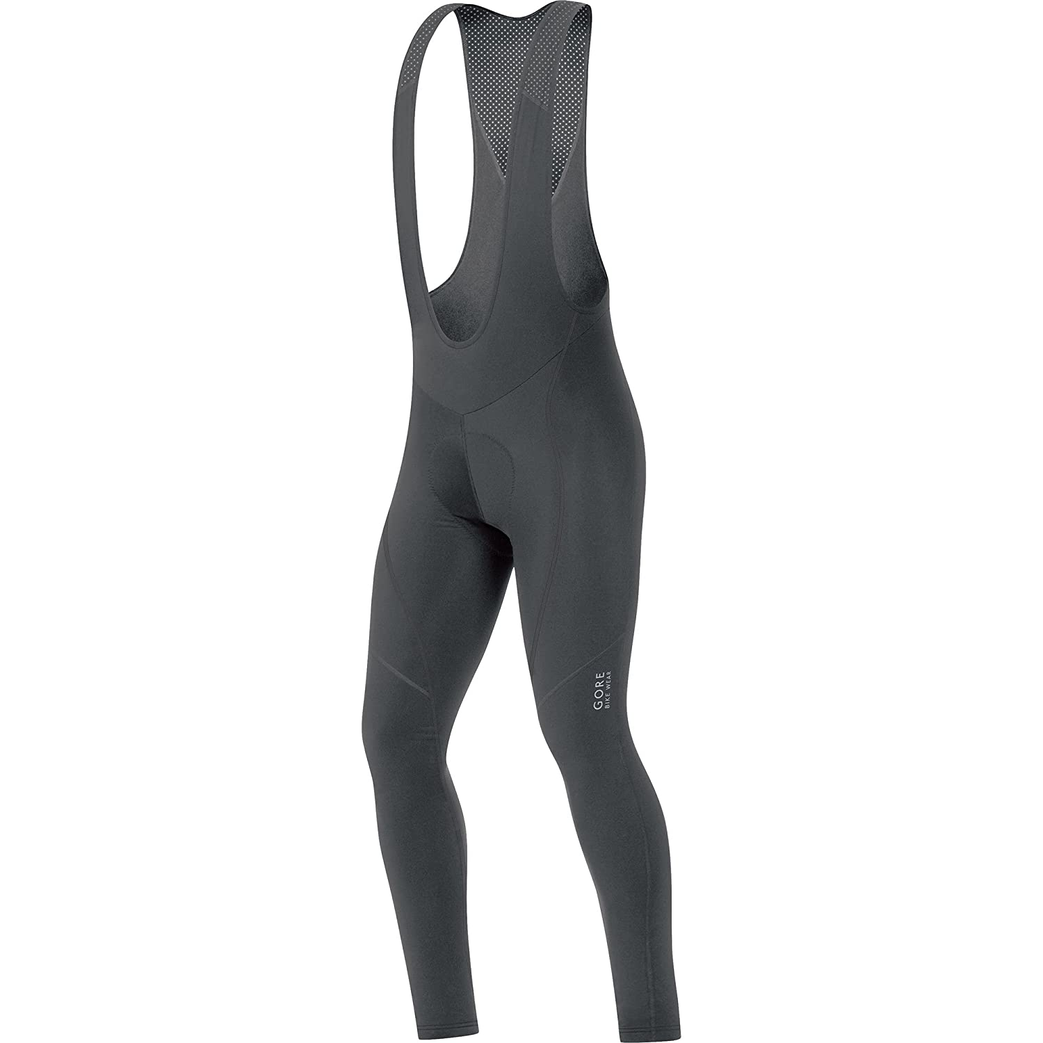 Gore Bike Wear +Element Thermo - Culote con tirantes para hombre