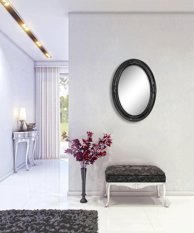 Spiegel 50x70 good spiegel x with spiegel x with spiegel - Schwarzer barock spiegel ...
