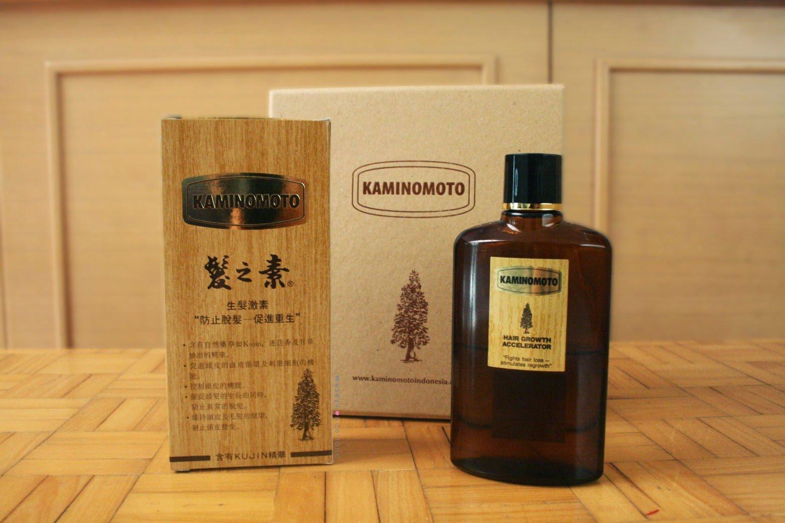 KAMINOMOTO HAIR LOSS AND GROWTH ACCLERATION GOLD 150ml REGROWTH TREATMENT