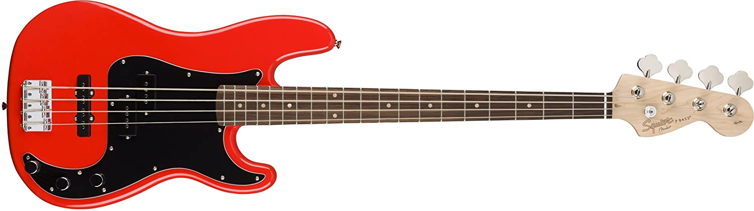 Squier エレキベース AFFINITY SERIES PRECISION BASS RACE RED B01L9T7198  レースレッド