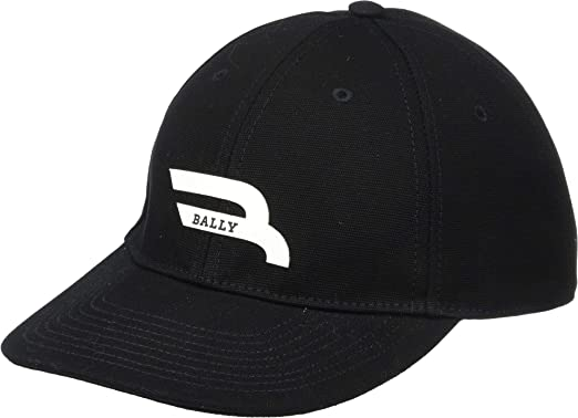 0680ae3f9ce Image Unavailable. Image not available for. Color  BALLY Men s New  Competition Baseball Cap ...