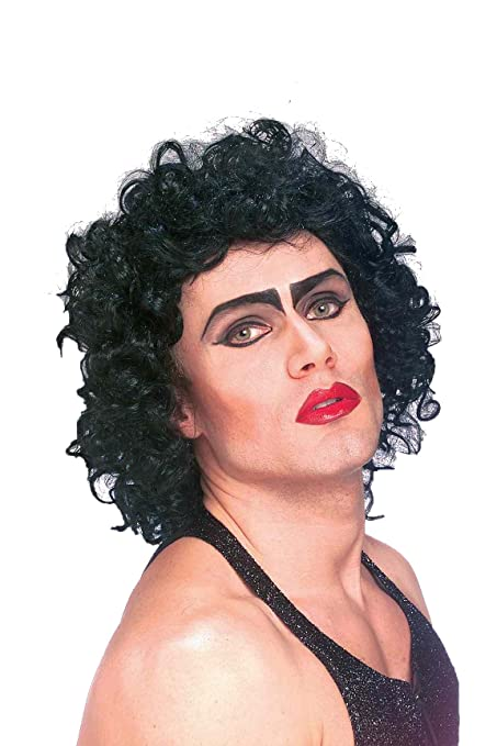 The Rocky Horror Picture Show Frank N Furter Wig