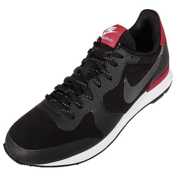 buy popular 2928f 9c7c1 Nike Internationalist WMNS 749556-002, Baskets Femme, Noir (001), 38 EU:  Amazon.fr: Chaussures et Sacs