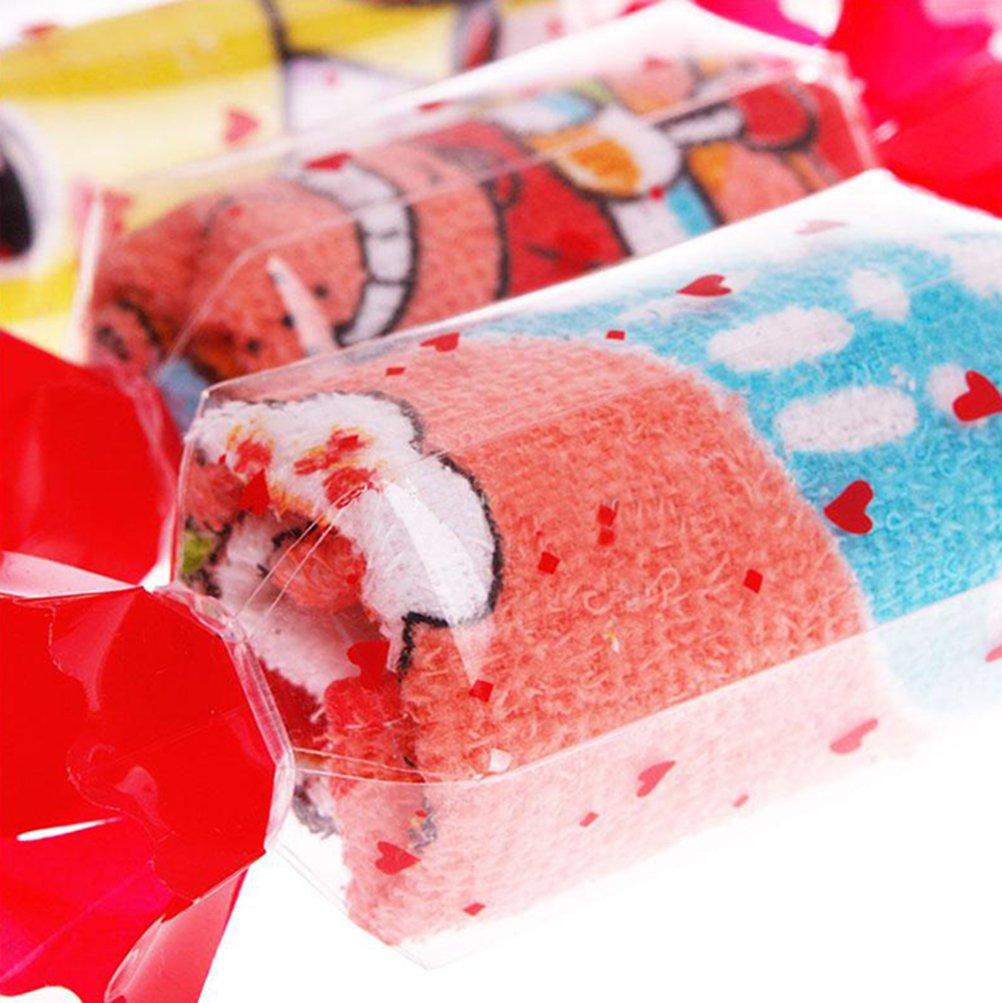 leading-star Cartoon Animal Cloth Hand Wedding Big Candy Towel Dishcloths Lovely