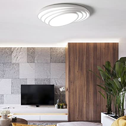 Ceiling Lights & Fans Responsible Modern Simple Living Room Study Lamp Geometry Ceiling Lamp Led Iron Bedroom Lamp Diamond Room Lighting Lights & Lighting