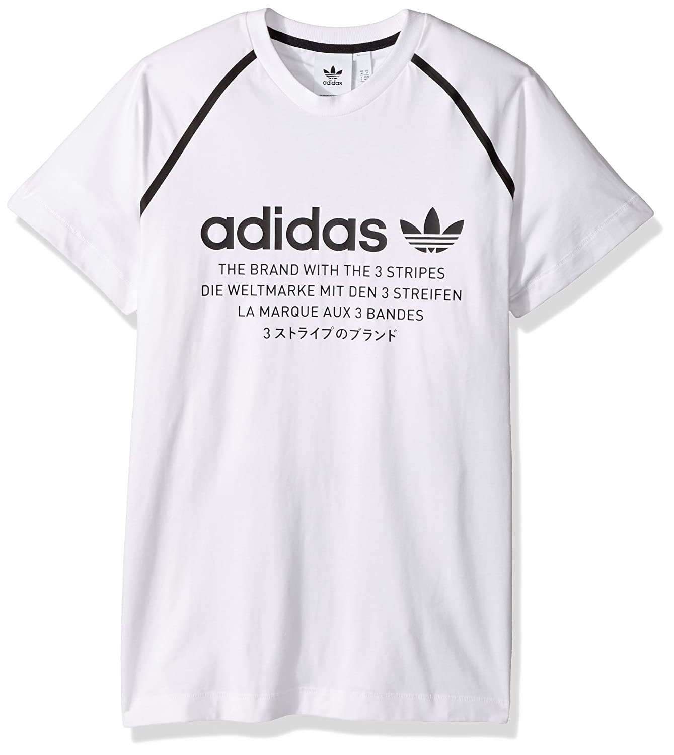adidas Originals NMD T Shirt White