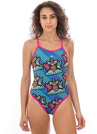 TURBO - Swimsuit Nat. Sra. Emblem (Revolution), Talla 2XL, Color