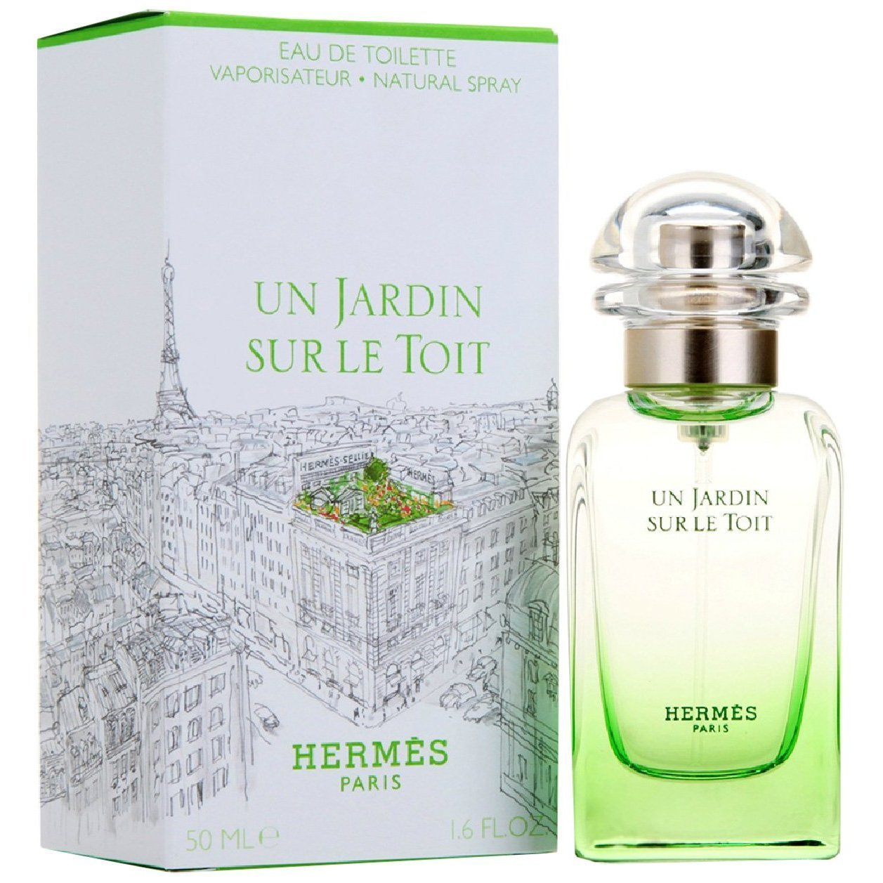 un jardin sur le nil by hermes for women eau de toilette spray 3 3 ounce bottle. Black Bedroom Furniture Sets. Home Design Ideas