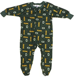 Amazon Com Nfl Green Bay Packers Infant Clothing Set 4 Piece 2