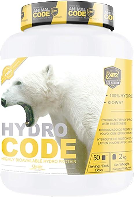 HydroCode (1,995 Gr) 4,4 Lbs Coco-Chocolate - Hidrolizado de ...