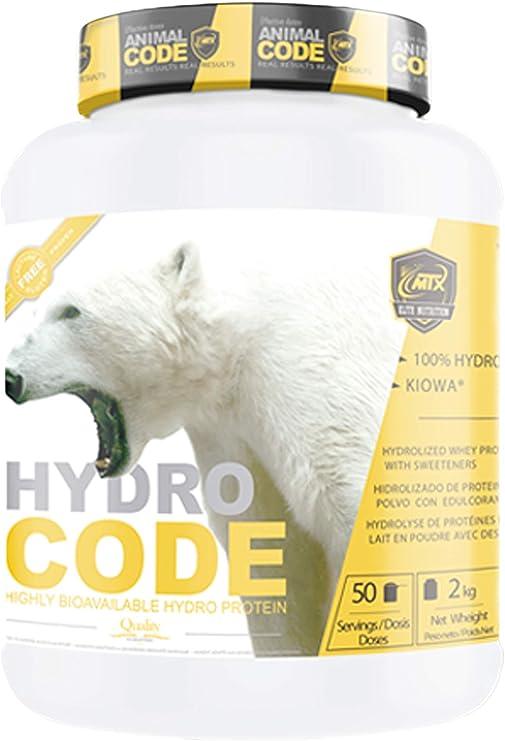 MTX nutrition HYDROCODE [1,995g. 4,4 Lbs.] Chocolate-Coco ...
