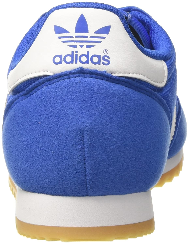 adidas Originals Adidas Dragon OG Bb1269, Baskets Homme, Bleu (BlueFootwear WhiteGum 0), 44 EU