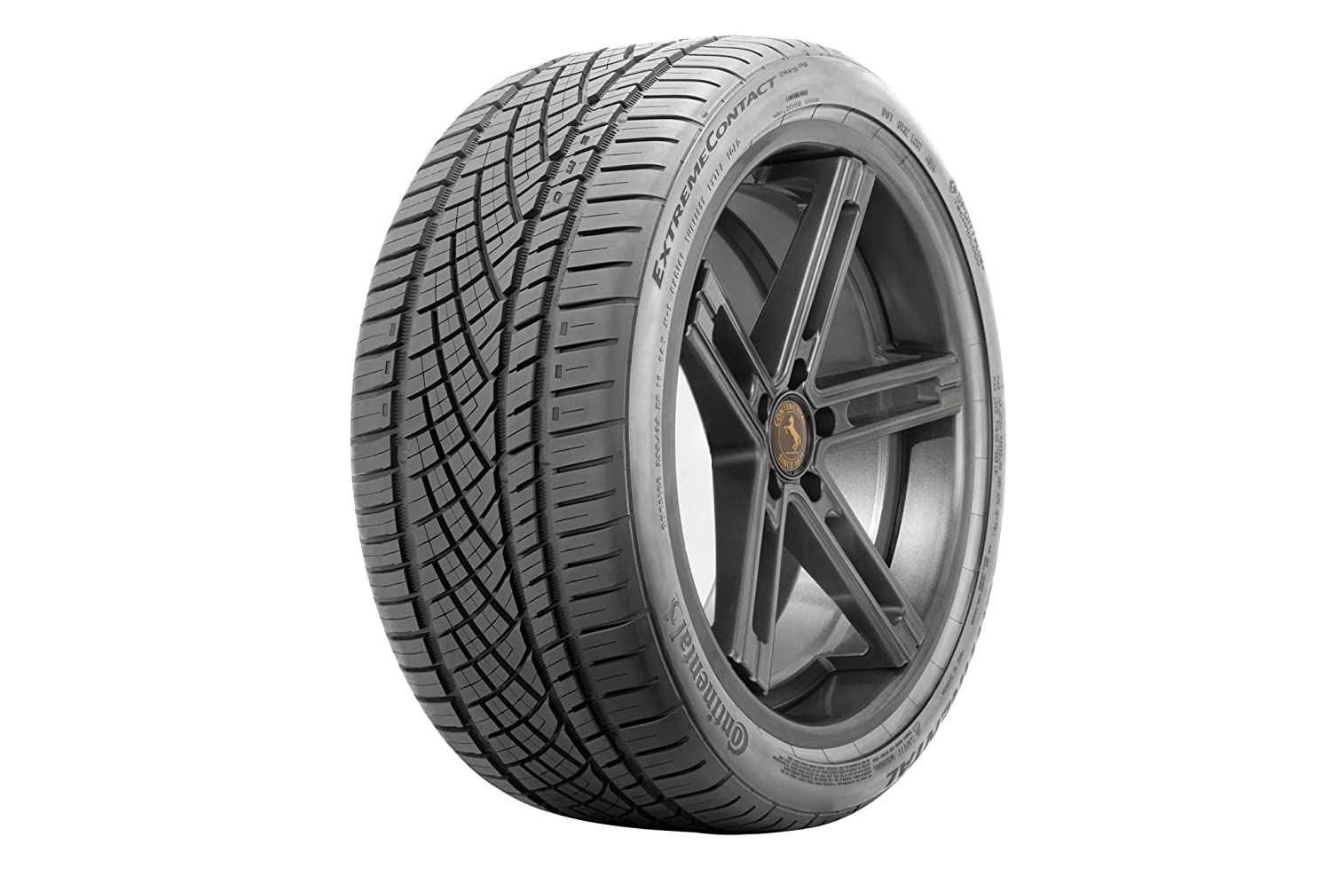 Continental Extreme Contact DWS06 All-Season Radial Tire - 235/45ZR17 94W 15499670000