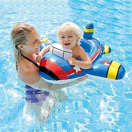 Yousheng Bebé Niño Niños Natación Infantil Flotador Seat Boat Ring Piscina Juguete Inflable Balsa Silla de