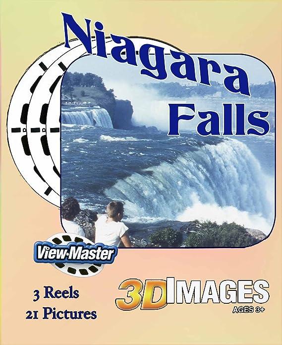 ViewMaster 3 Reel Set NIAGARA FALLS