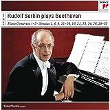 Rudolf Serkin Plays Beethoven Concer Tos, Sonatas & Variations (Sony Clas Sical Masters)