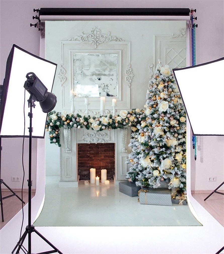 YongFoto 2x3m Foto Hintergrund Weihnachten: Amazon.de: Kamera