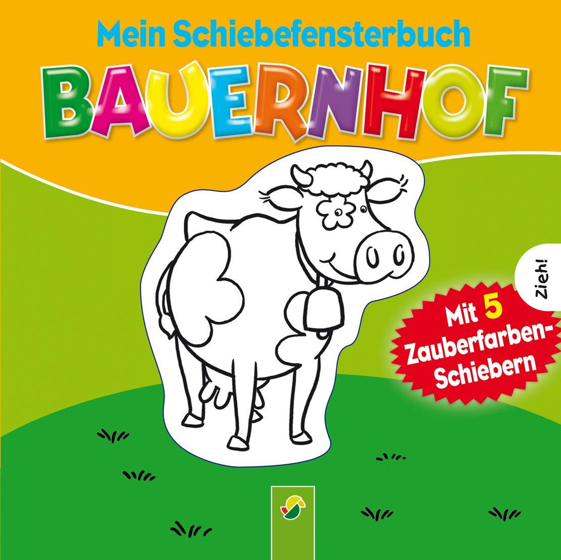 Mein Schiebefensterbuch - Bauernhof