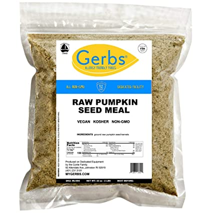 Comidas de semillas molidas de GERBS: Sin gluten, maní ...