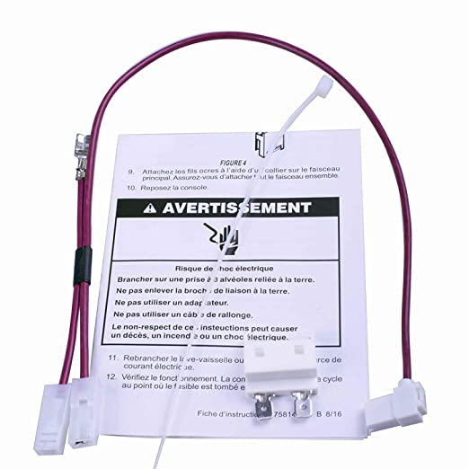 Amazon.com: Protac 675813 - Fusible térmico para interruptor ...