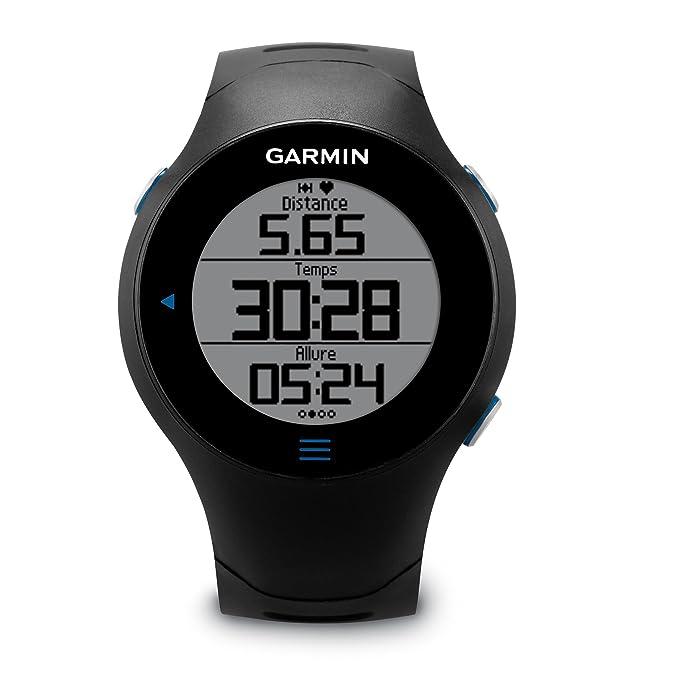 150 opinioni per Garmin Forerunner 610 GPS con Touchscreen, Nero