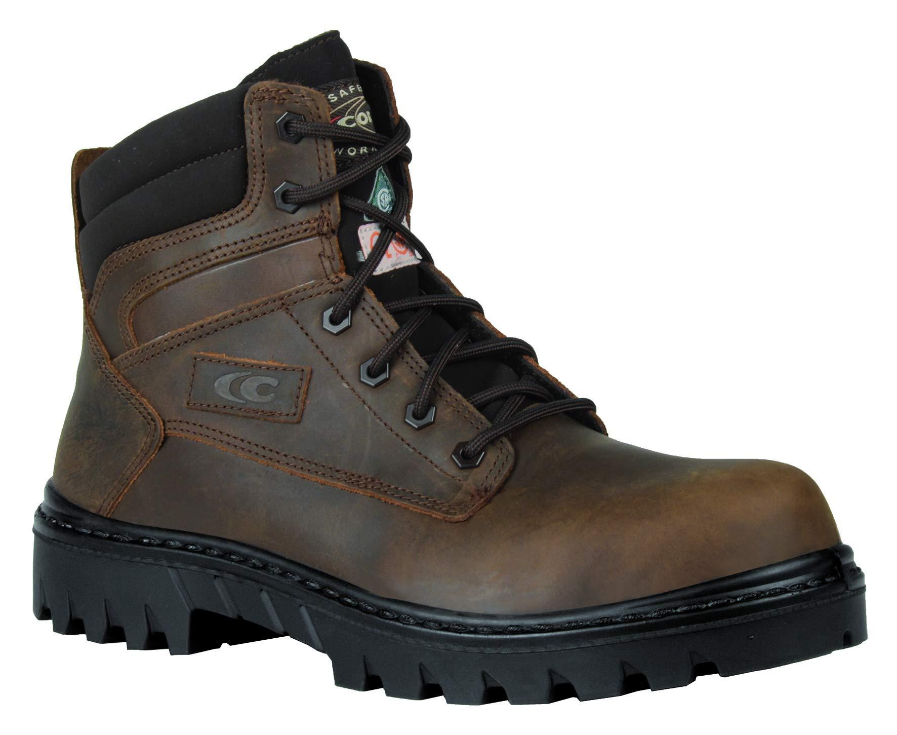 COFRA Chicago Brown EH PR Waterproof Work Boot (11)