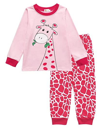35c6e119cd Image Unavailable. Image not available for. Color  DDSOL Boys Pajamas  Clothes Truck 100% Cotton Toddler PJs Kids Children Sleepwear Girls Pants  Set