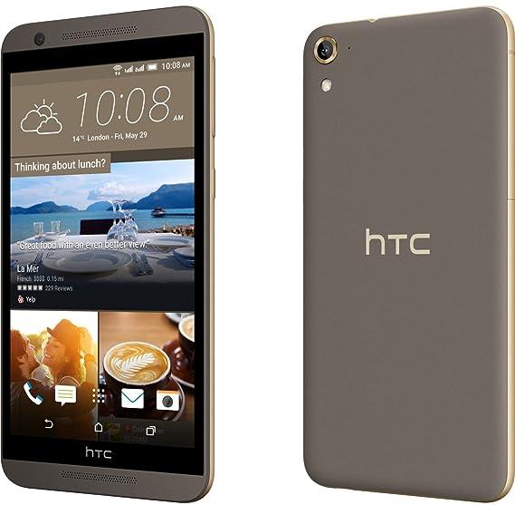 reputable site 66ea5 47ff0 HTC One E9s Dual SIM (Roast Chestnut)