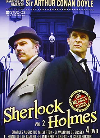 Pack Los Mejores Casos Sherlock Holmes 2 [DVD]: Amazon.es: Varios: Cine y Series TV