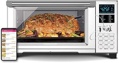 NuWave Bravo XL Air Fryer Smart Convection Oven