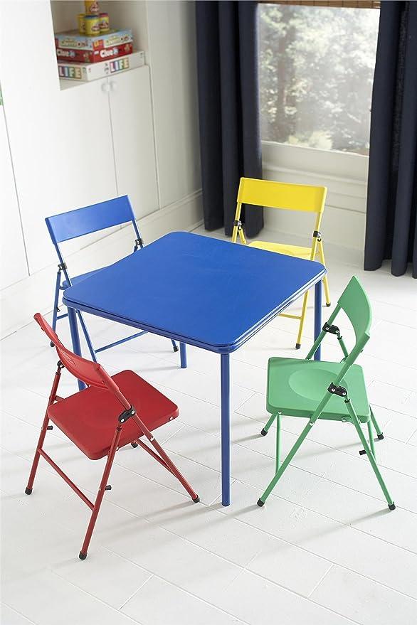 Amazon.com: Cosco Safety First Kids - Juego de silla y mesa ...