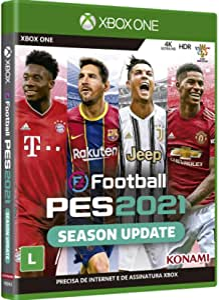 eFootball PES 2021 - Xbox One