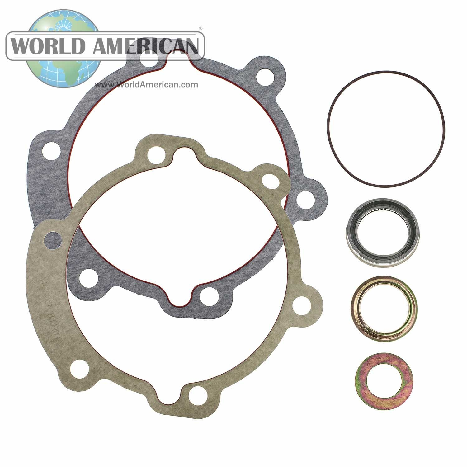World American K2918 Gasket and Seal Kit by World American