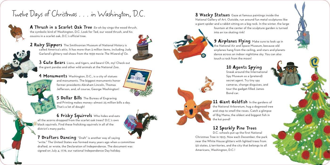 The Twelve Days of Christmas in Washington, D.C. (The Twelve Days of ...