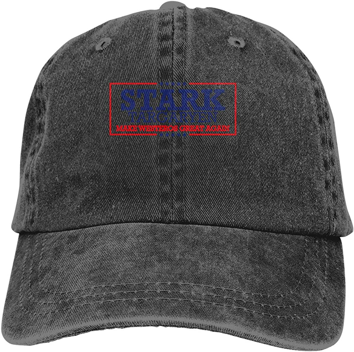 Stark Targaryen Presidential Campaign Make Westeros Great Again 2020 Sports Cap for Mens and Womens