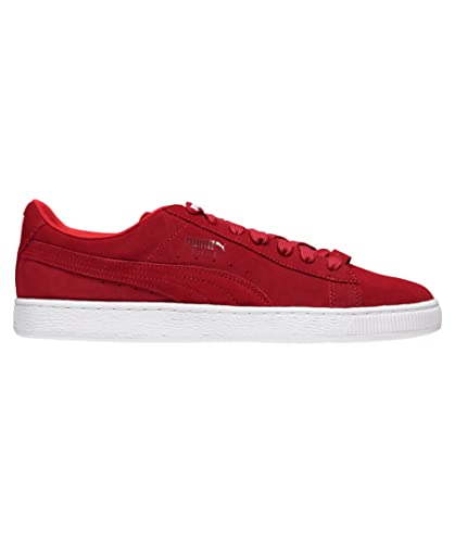 2dce993e5aa Puma - Suede X Trapstar - 36150002 - Color  Red - Size  10.0  Amazon.co.uk   Shoes   Bags