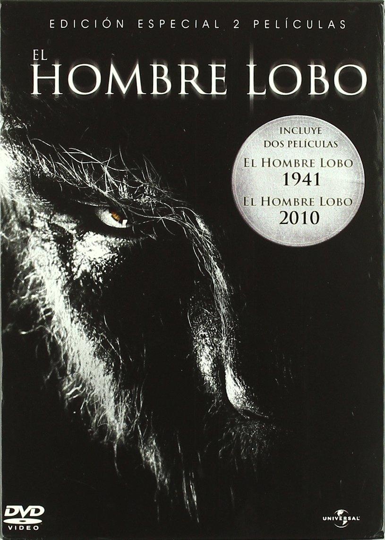 Amazon.com: El Hombre Lobo (1941 Y 2010) (Import Movie) (European Format - Zone 2) Claude Rains; Benicio Del Toro; Geor: Movies & TV