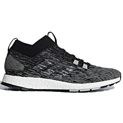 6388e6a46 adidas Men s Pureboost RBL Ltd Running Shoe Black Grey Two ash Silver 7 M