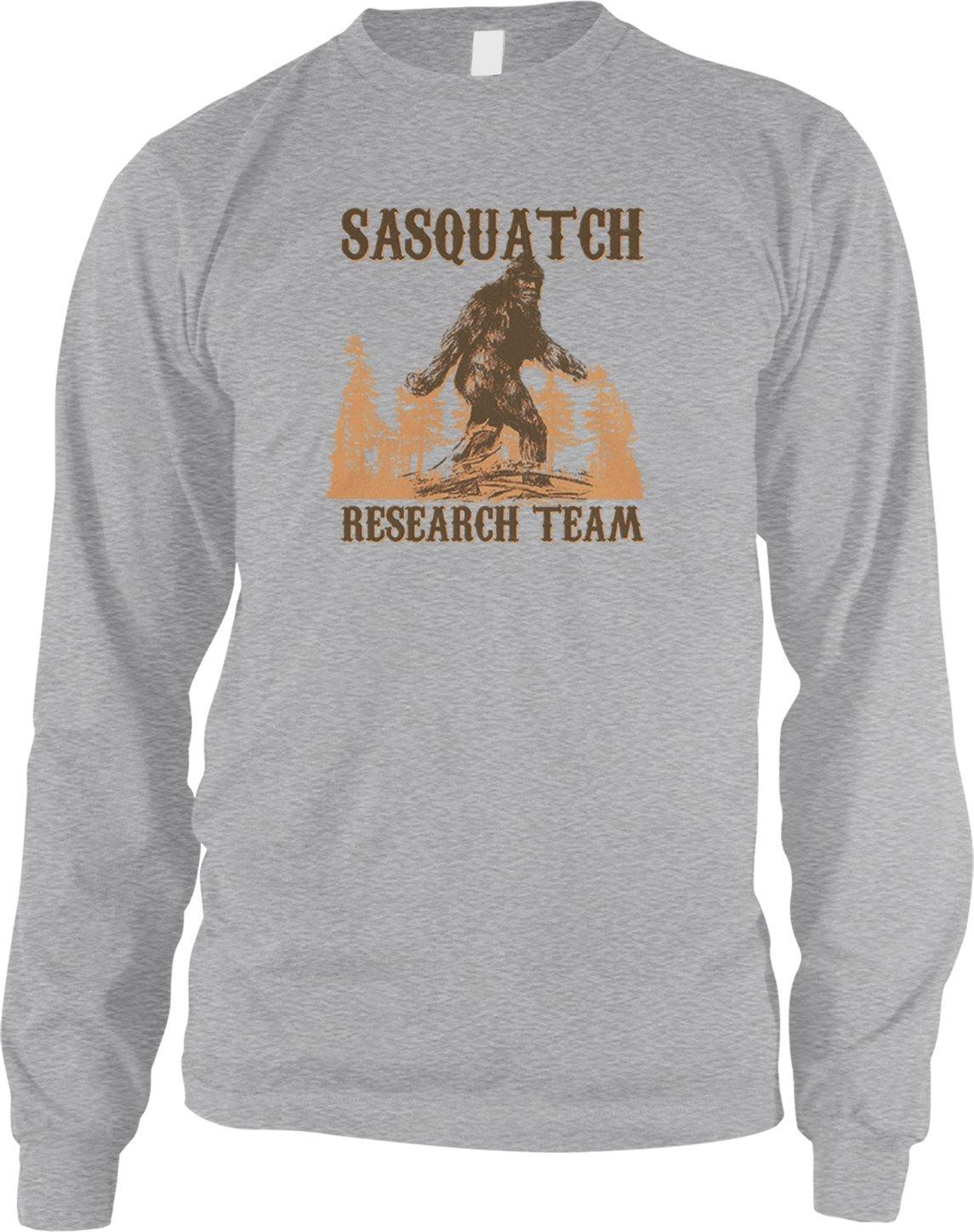 Sasquatch Research Team Shirts