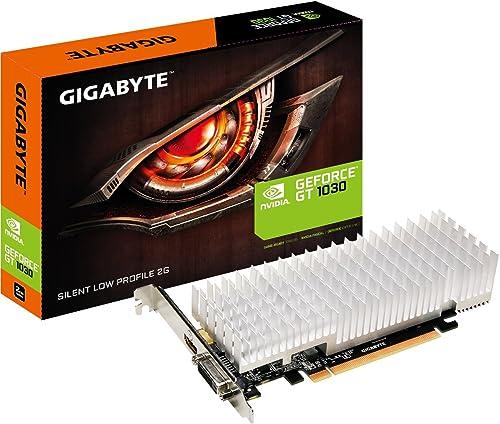 Gigabyte GeForce GT 1030  : parfaite pour le multimédia