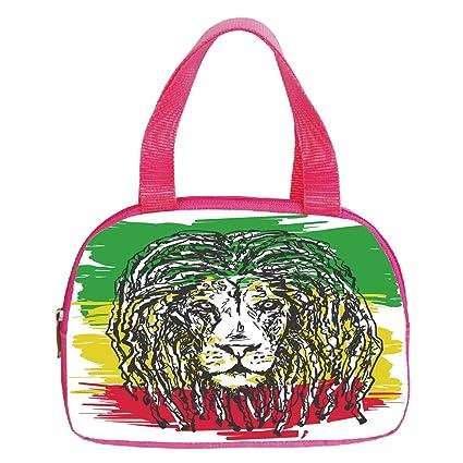 8355414b29bf Amazon.com  Personalized Customization Small Handbag Pink