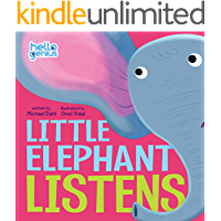Little Elephant Listens (Hello Genius)
