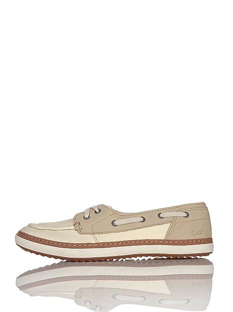 Caterpillar - Mocasines para mujer Beige beige 38: Amazon.es: Zapatos y complementos