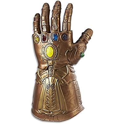 Marvel Legends Series Infinity Gauntlet Articulated Electronic Fist: Toys & Games