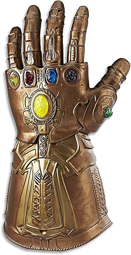 Avengers Thanos Glove Infinity Gauntlet Legends Replica Gauntlet Prop  LED