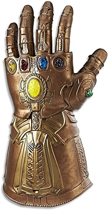Thanos Infinity War Gauntlet Closed Hand BAF for Marvel Legends 10th year figure
