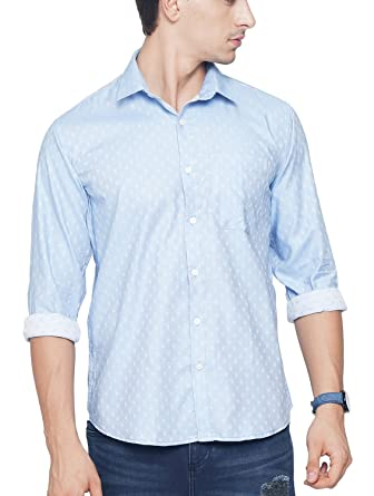 83e25866c85 Image Unavailable. Image not available for. Color  Balista Men s Casual Shirt  Light Blue