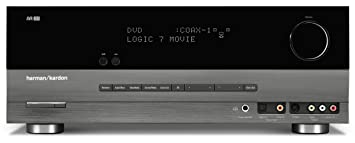 harman kardon 7 1 home theater system. harman kardon avr-254 7x50w 7.1-channel home theater receiver with hdmi 1.3a 7 1 system